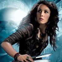 Noomi Rapace es Simza en 'Sherlock Holmes: Juego de sombras'