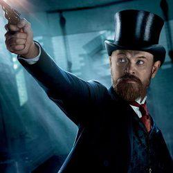 Jared Harris es Moriarty en 'Sherlock Holmes: Juego de sombras'