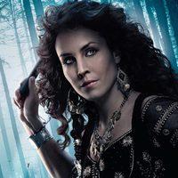 Noomi Rapace interpreta a Simza en 'Sherlock Holmes: Juego de sombras'