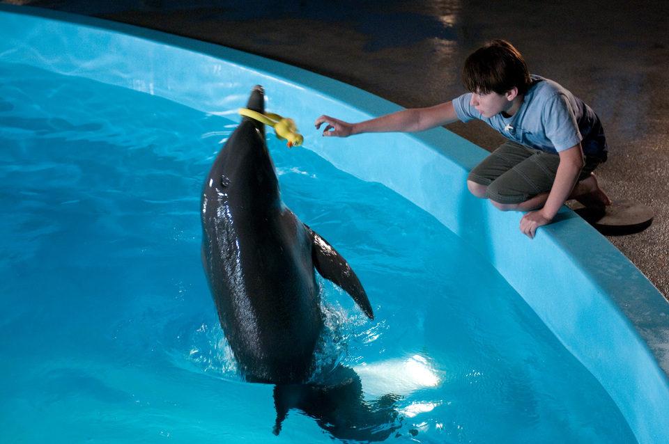 La gran aventura de Winter el delfín, fotograma 14 de 33