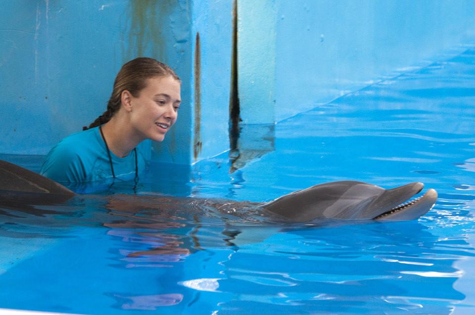 La gran aventura de Winter el delfín, fotograma 18 de 33