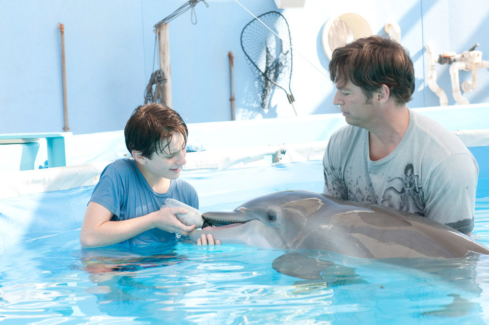 La gran aventura de Winter el delfín, fotograma 27 de 33