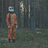 Rodaje de 'El cosmonauta'