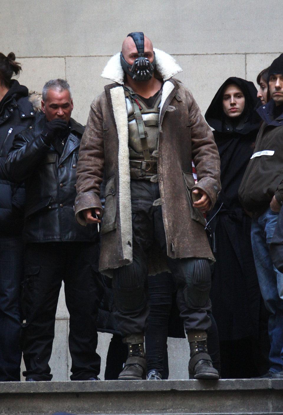 El Caballero Oscuro: La leyenda renace, fotograma 13 de 31