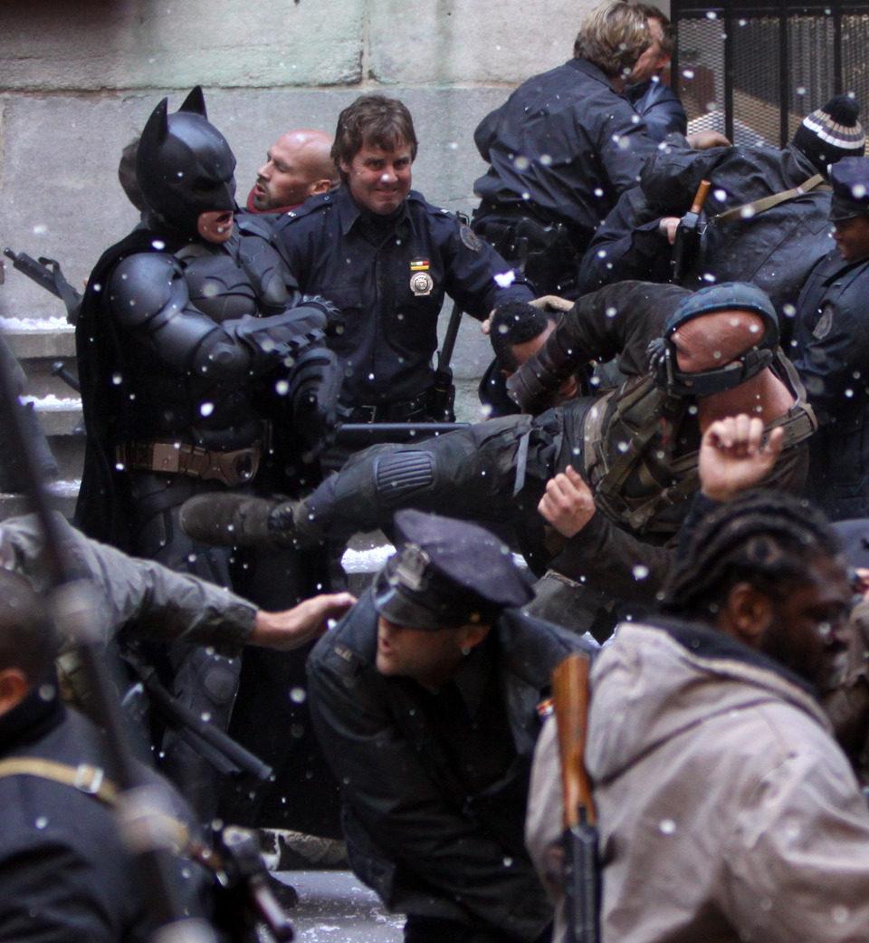 El Caballero Oscuro: La leyenda renace, fotograma 15 de 31