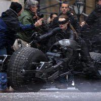 Anne Hathaway es Selina Kyle en 'El Caballero Oscuro: La leyenda renace'