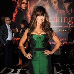 Jennifer Love Hewitt asiste al estreno de 'Amanecer: Parte 1'