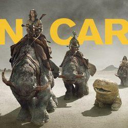 John Carter en camino