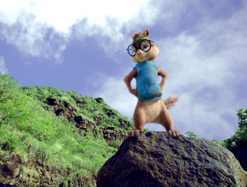 Alvin y las ardillas 3, fotograma 9 de 9