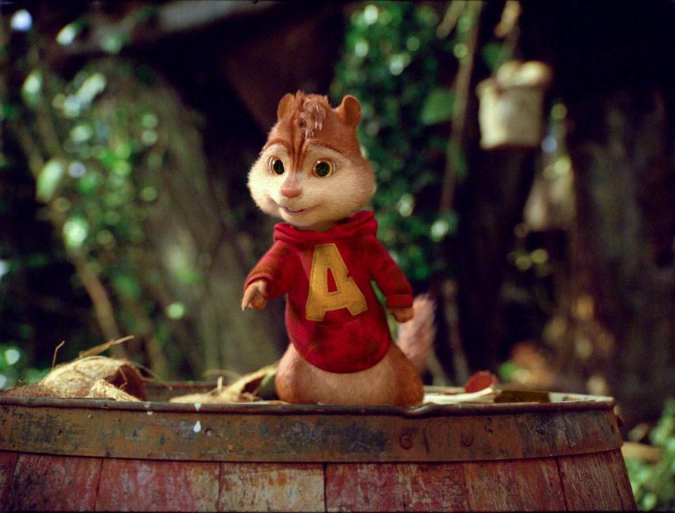 Alvin y las ardillas 3, fotograma 4 de 9