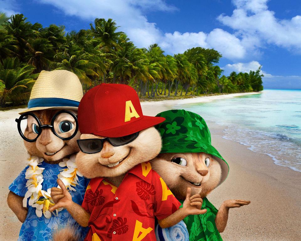 Alvin y las ardillas 3, fotograma 2 de 9