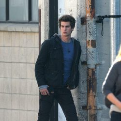Andrew Garfield es Peter Parker en 'The Amazing Spider-Man'