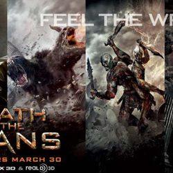 Banner de 'Ira de Titanes'