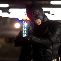 Christian Bale en la piel de Batman en 'El caballero oscuro: La leyenda renace'