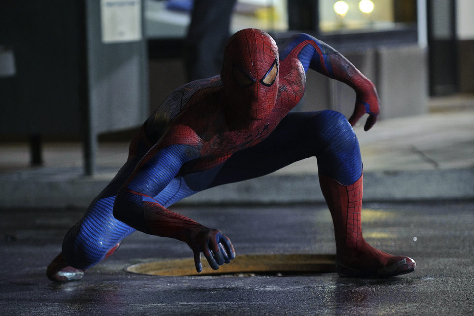 The Amazing Spider-Man, fotograma 33 de 38