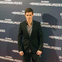 Gonzalo Ramos asiste a la premiere de 'Los hombres que no amaban a las mujeres'