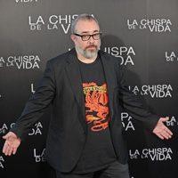 Álex de la Iglesia presenta en Madrid 'La chispa de la vida'