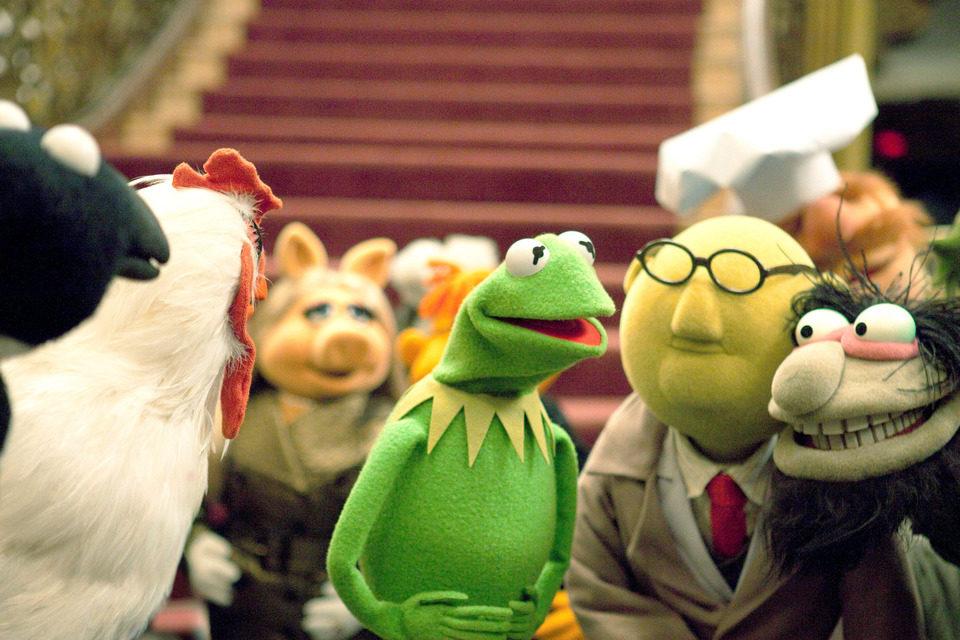 Los Muppets, fotograma 7 de 35