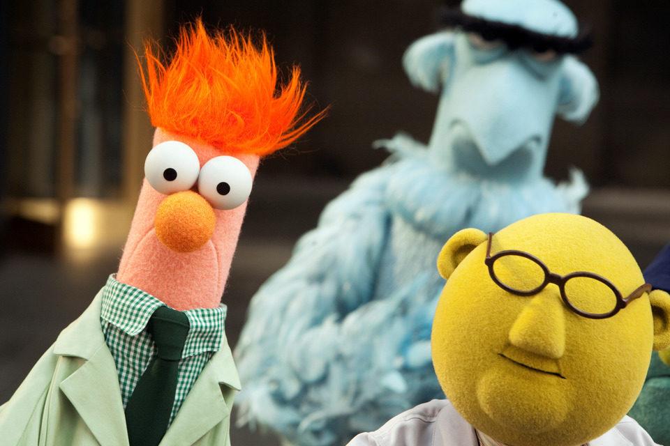 Los Muppets, fotograma 8 de 35