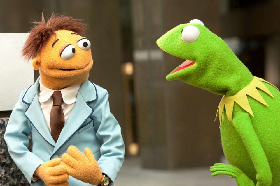 Los Muppets, fotograma 9 de 35