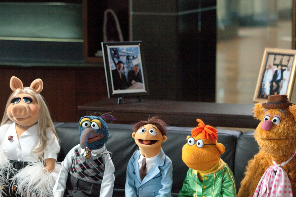 Los Muppets, fotograma 11 de 35
