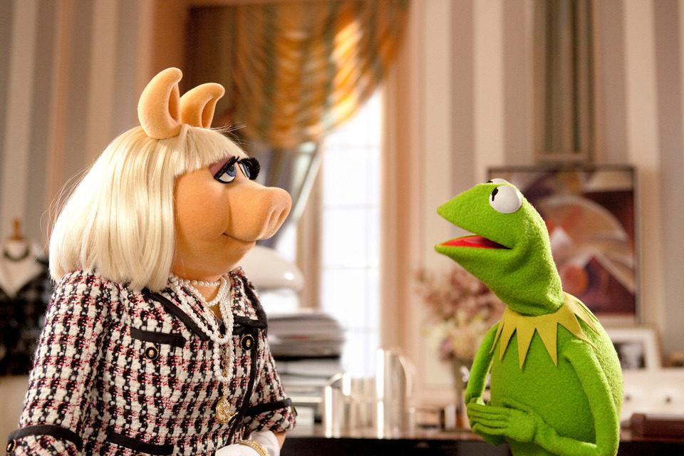 Los Muppets, fotograma 12 de 35