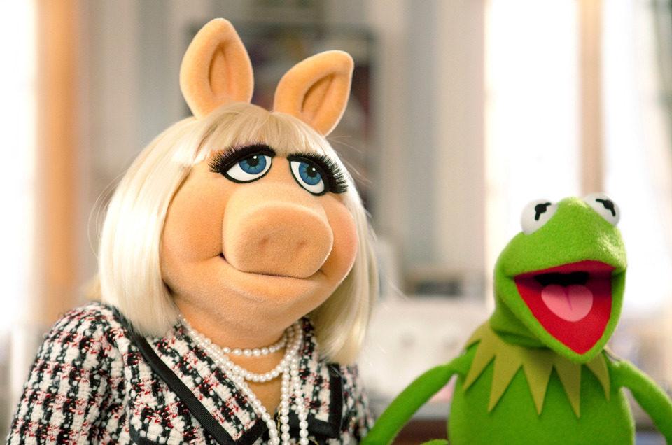 Los Muppets, fotograma 13 de 35