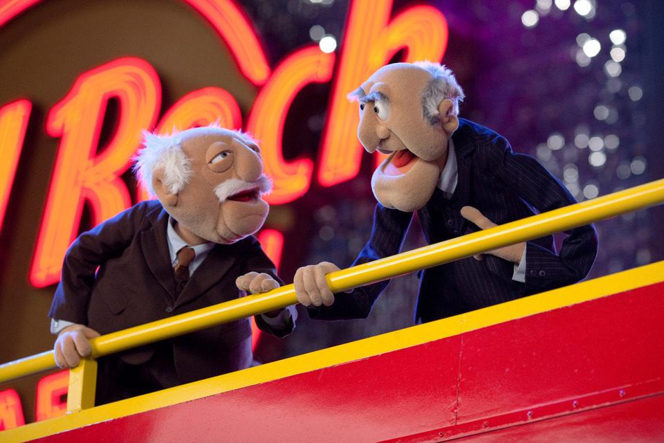Los Muppets, fotograma 18 de 35
