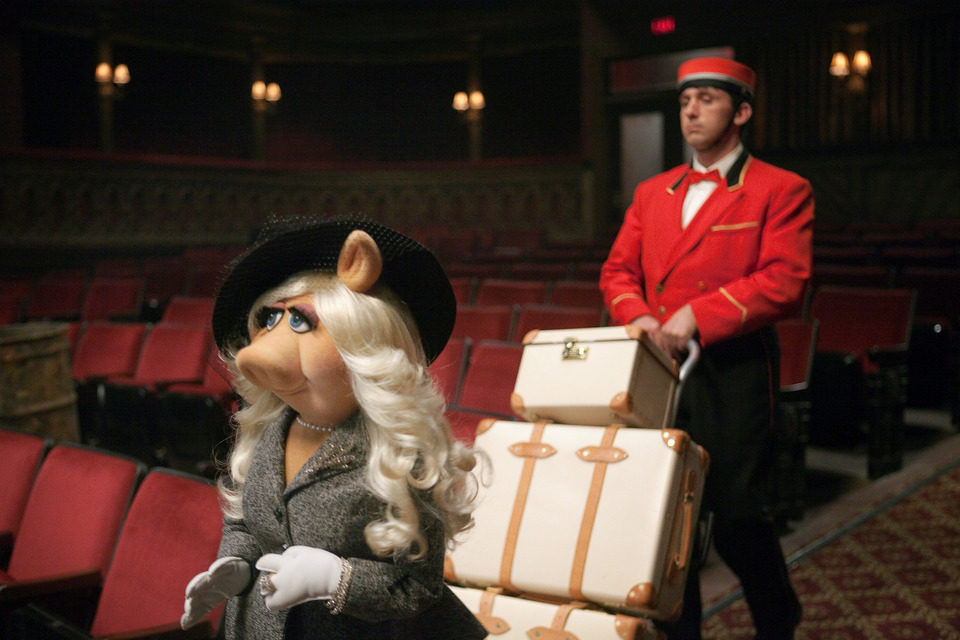 Los Muppets, fotograma 24 de 35