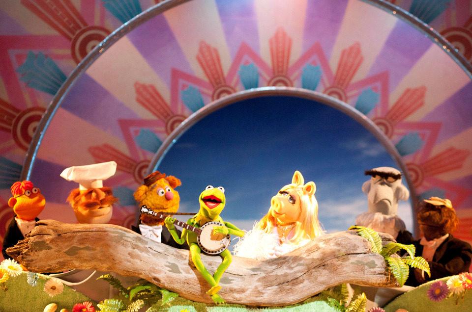 Los Muppets, fotograma 25 de 35