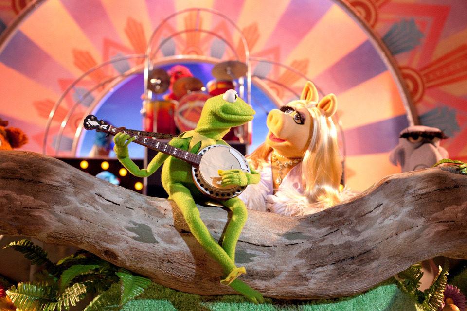 Los Muppets, fotograma 26 de 35