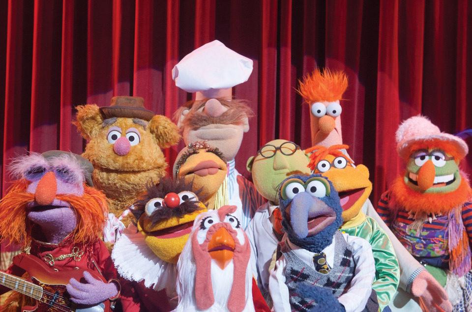 Los Muppets, fotograma 29 de 35
