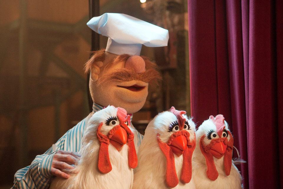 Los Muppets, fotograma 30 de 35