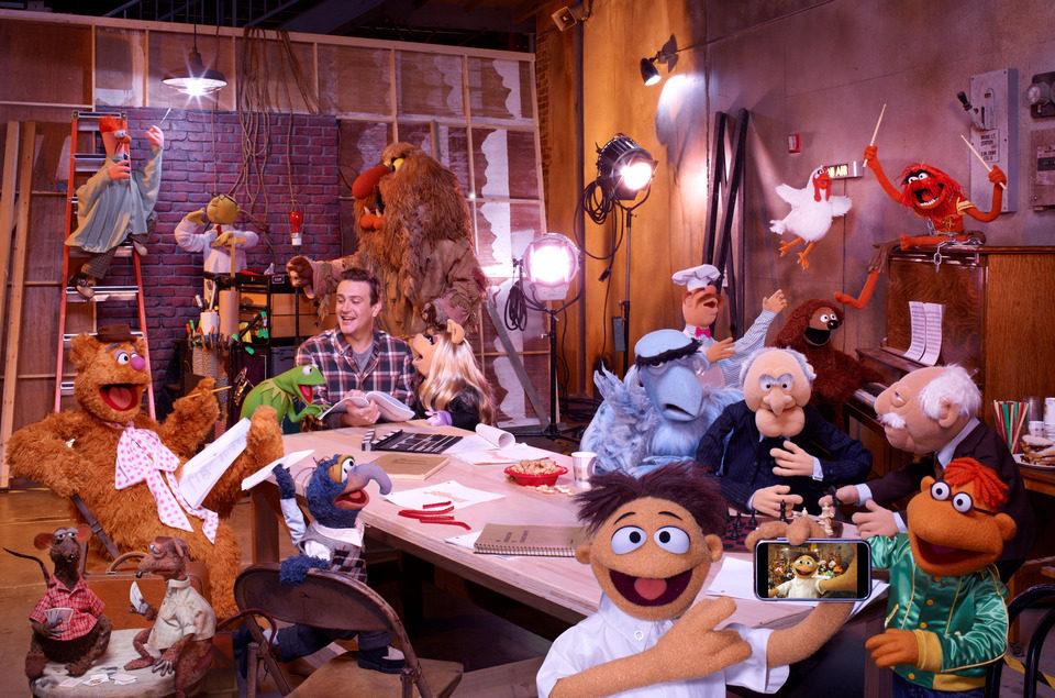 Los Muppets, fotograma 33 de 35