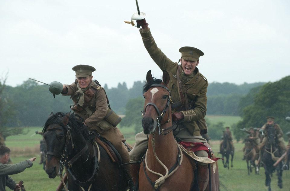 War Horse (Caballo de batalla), fotograma 7 de 74