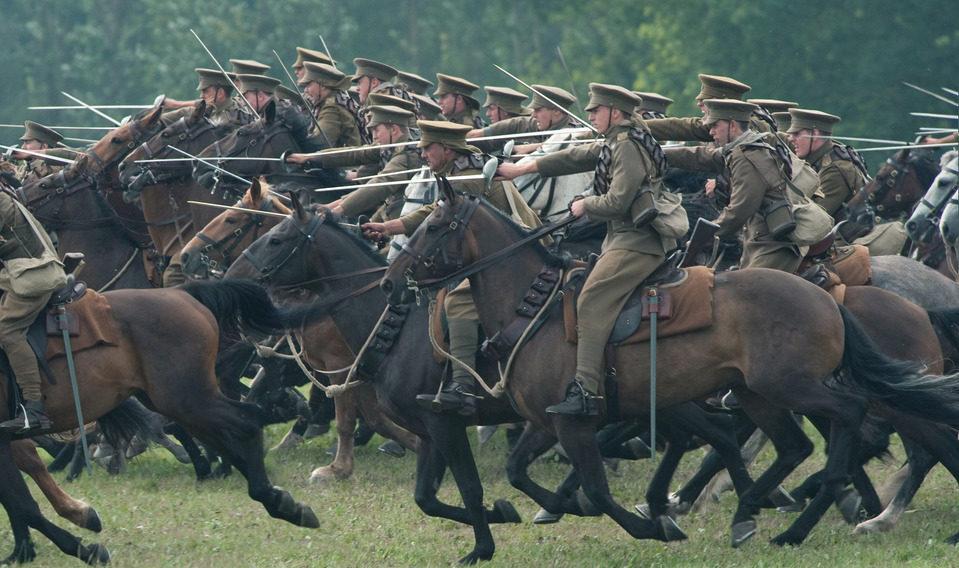 War Horse (Caballo de batalla), fotograma 8 de 74