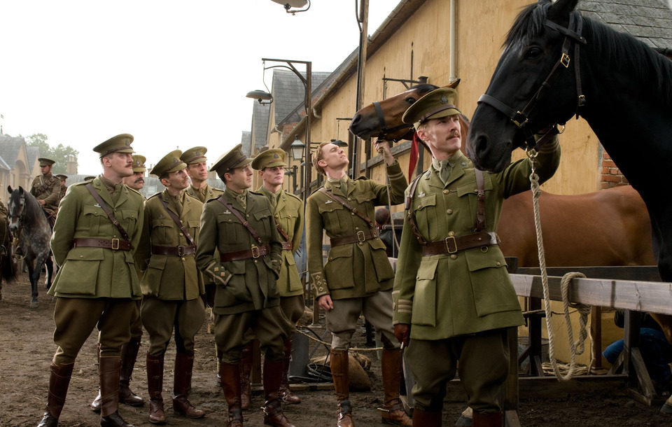 War Horse (Caballo de batalla), fotograma 10 de 74