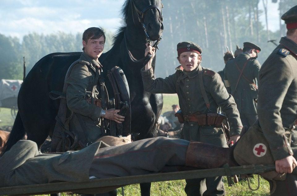 War Horse (Caballo de batalla), fotograma 22 de 74