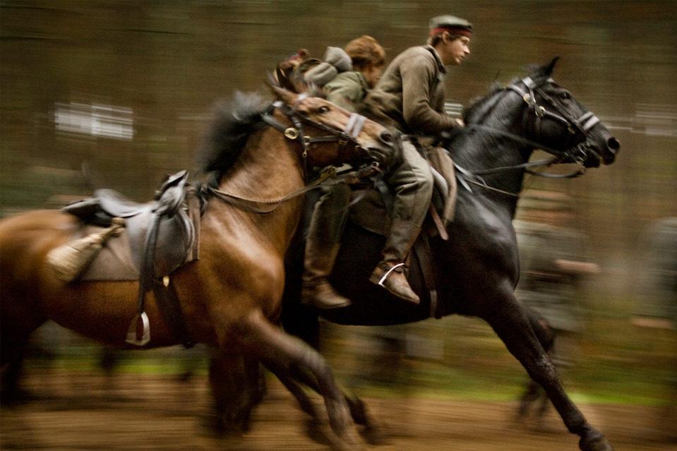 War Horse (Caballo de batalla), fotograma 24 de 74