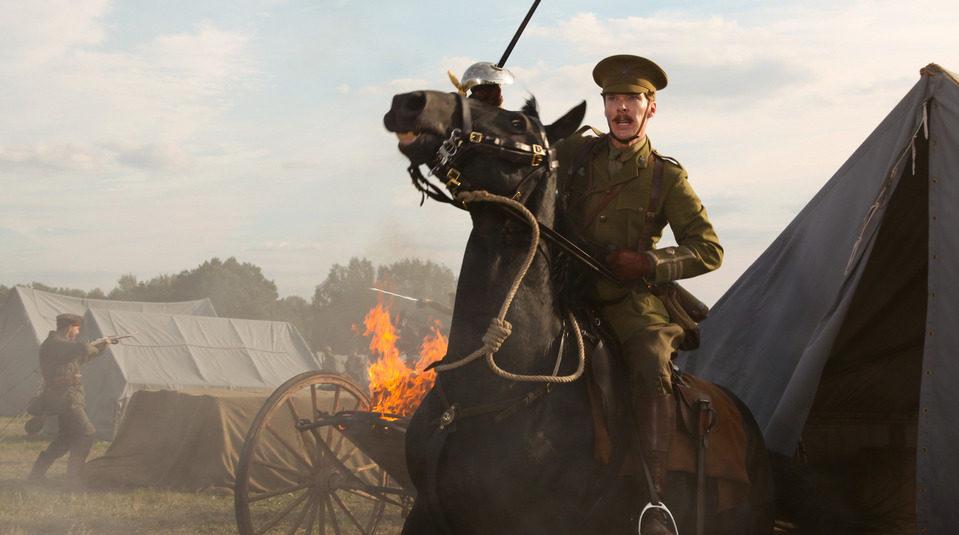 War Horse (Caballo de batalla), fotograma 38 de 74