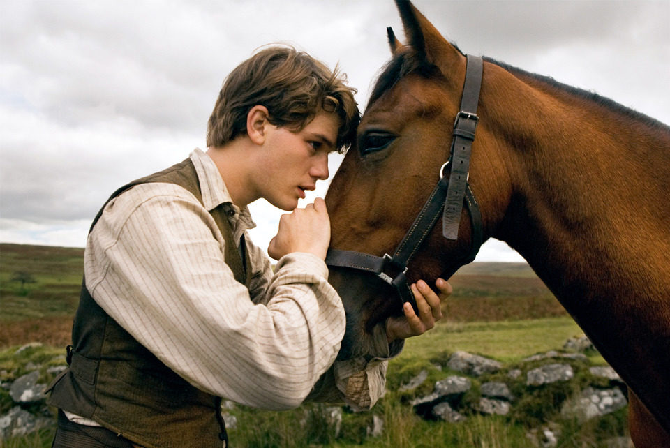 War Horse (Caballo de batalla), fotograma 42 de 74