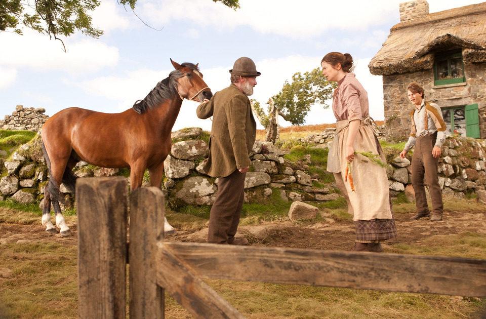 War Horse (Caballo de batalla), fotograma 45 de 74
