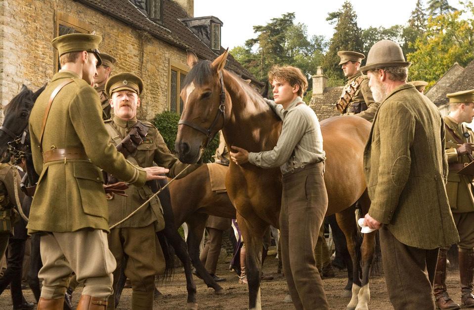 War Horse (Caballo de batalla), fotograma 48 de 74