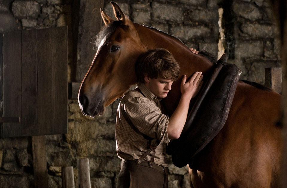War Horse (Caballo de batalla), fotograma 54 de 74
