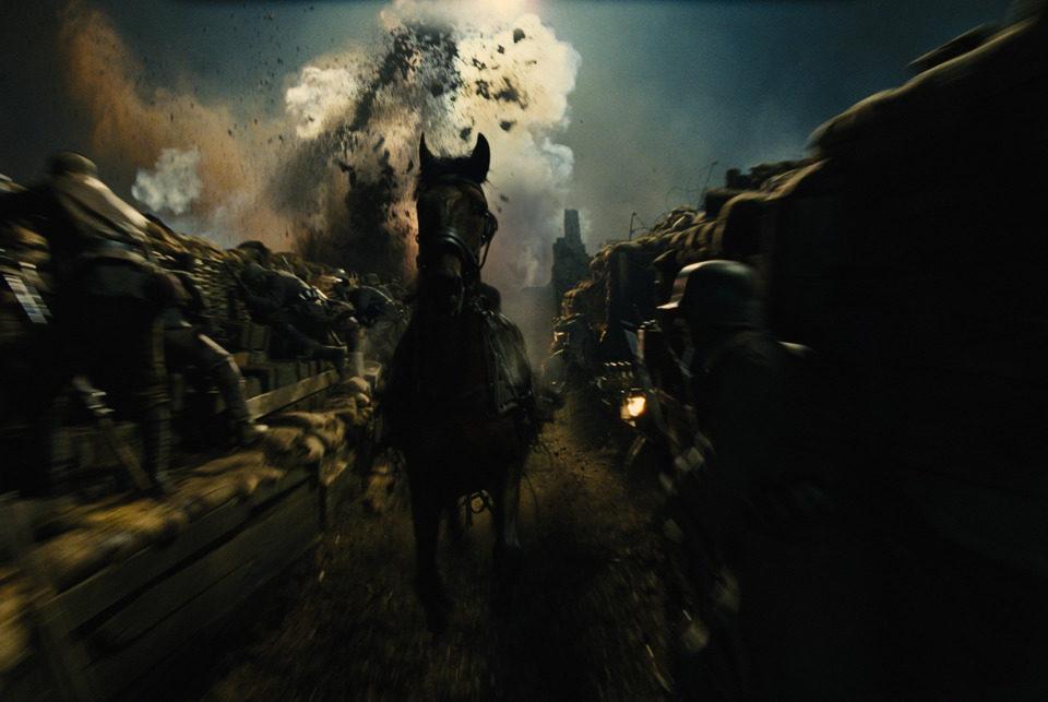 War Horse (Caballo de batalla), fotograma 59 de 74