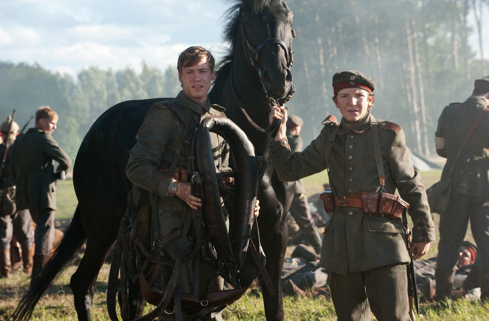 War Horse (Caballo de batalla), fotograma 62 de 74