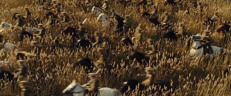 War Horse (Caballo de batalla), fotograma 65 de 74