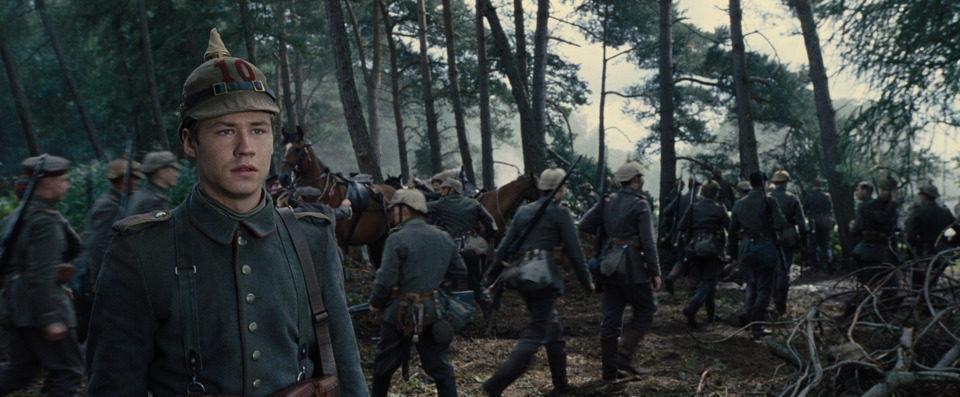 War Horse (Caballo de batalla), fotograma 66 de 74