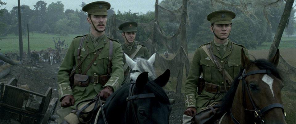 War Horse (Caballo de batalla), fotograma 72 de 74