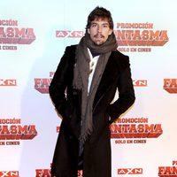 Adrián Lastra en el estreno de 'Promoción fantasma' en Madrid